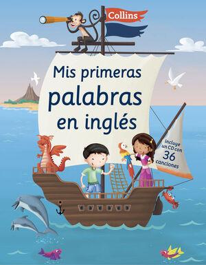 MIS PRIMERAS PALABRAS EN INGLÉS (MI PRIMER COLLINS)