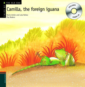 CAMILLA, THE FOREIGN IGUANA