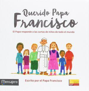 LOTE COMUNION 1 (QUERIDO PAPA FRANCISCO + LA ORACION)