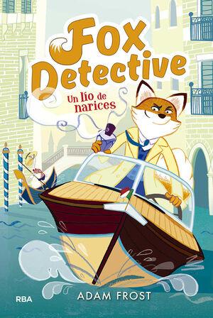 FOX DETECTIVE 2. UN LÍO DE NARICES.