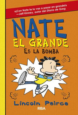 NATE EL GRANDE 8. NATE EL GRANDE ES LA BOMBA