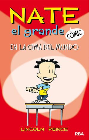 NATE EL GRANDE #1. EN LA CIMA DEL MUNDO
