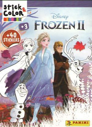 STICK COLOR FROZEN MOVIE 2