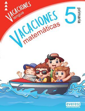 VACACIONES 5ºEP 19