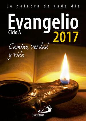 EVANGELIO 2017 LETRA GRANDE