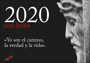CALENDARIO PARED 2020 CON JESÚS