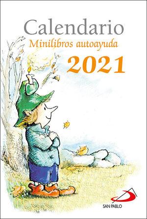 CALENDARIO MINILIBROS AUTOAYUDA 2021