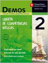 DEMOS 2 LIBRETA COMPETENCIAS BASICAS CANARIAS