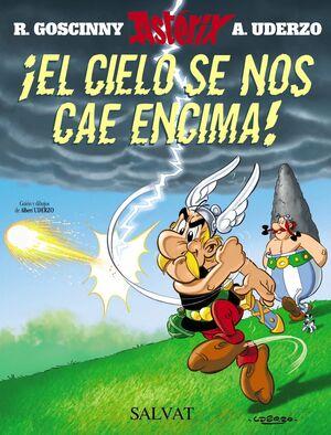 EL CIELO SE NOS CAE ENCIMA!