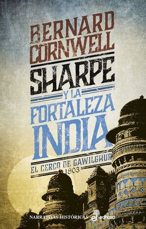 SHARPE Y LA FORTALEZA INDIA