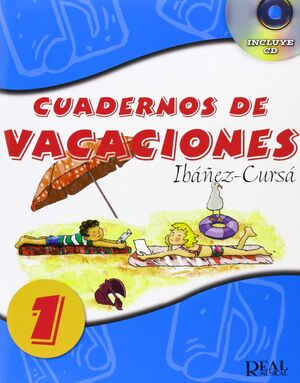 CUADERNO DE VACACIONES 1 + CD