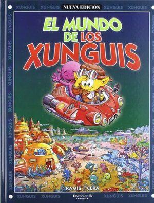 EL MUNDO DE LOS XUNGUIS (COLECCIÓN LOS XUNGUIS)