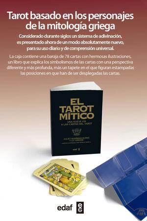 EL TAROT MÍTICO (LIBRO Y CARTAS)