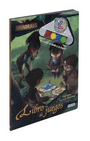 MONDRAGÓ. LIBRO DE JUEGOS ELECTRÓNICO