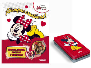 MINNIE & YOU. ¡SIEMPRE CREATIVAS!