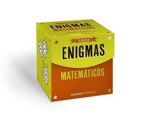 TU CAJITA DE ENIGMAS MATEMÁTICOS