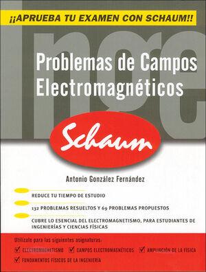 PROBLEMAS DE CAMPOS ELECTROMAGN^TICOS