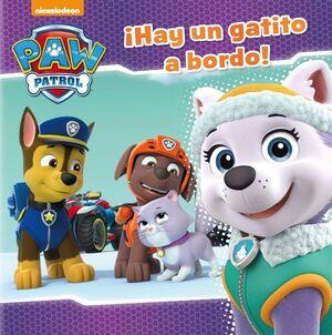 ¡HAY UN GATITO A BORDO! (PAW PATROL  PATRULLA CANINA)