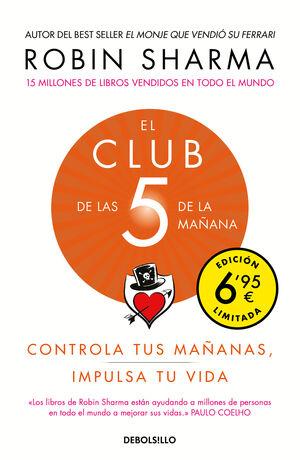 EL CLUB DE LAS 5 DE LA MAÑANA (EDICIÓN LIMITADA)