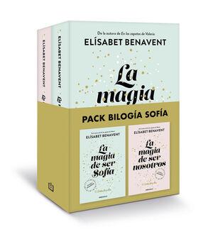 PACK BILOGIA SOFIA (CONTIENE: LA MAGIA DE SER SOFIA  LA MAGIA DE SER NOSOTROS)