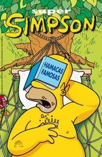 HAMACAS FAMOSAS (SÚPER SIMPSON 15)