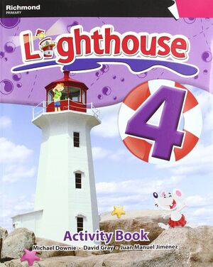 LIGHTHOUSE 4 ACTIVITY BOOK