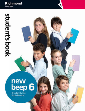 NEW BEEP 6 STUDENT'S+READER NACIONAL