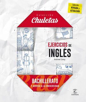 EJERCICIOS DE INGLÉS PARA BACHILLERATO