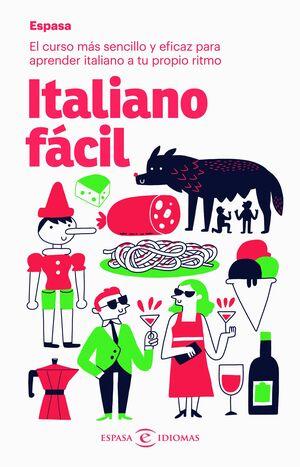 ITALIANO FACIL.(ESPASA IDIOMAS)
