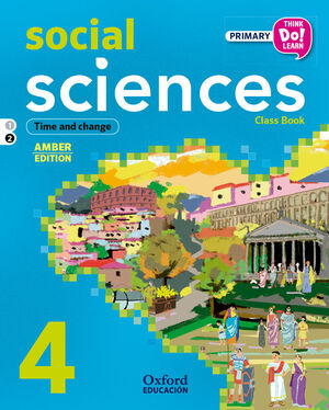 THINK DO LEARN SOCIAL SCIENCES 2ND PRIMARY. CLASS BOOK MODULE 2 AMBER