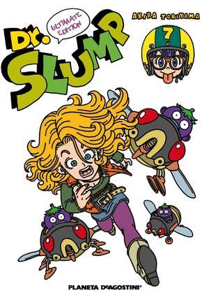 DR. SLUMP Nº 07/15