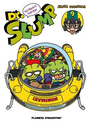 DR. SLUMP Nº 09/15