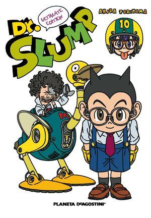 DR. SLUMP Nº 10/15