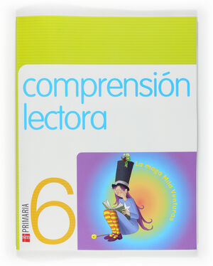 COMPRENSIÓN LECTORA: LA MAGA MILA VENTURAS. 6 PRIMARIA