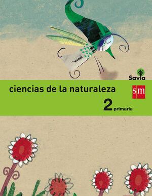 CIENCIAS DE LA NATURALEZA. 2 PRIMARIA. SAVIA