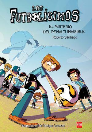 LOS FUTBOLÍSIMOS 7: EL MISTERIO DEL PENALTI INVISIBLE
