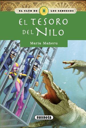 EL TESORO DEL NILO