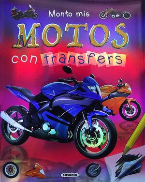 MONTO MIS MOTOS CON TRANSFERS