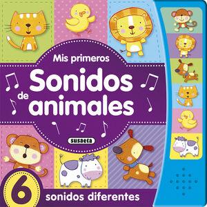 MIS PRIMEROS SONIDOS DE ANIMALES