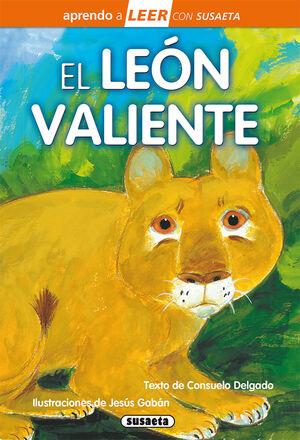 EL LEÓN VALIENTE