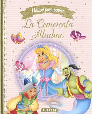 LA CENICIENTA - ALADINO