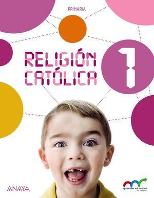 RELIGIÓN CATÓLICA 1º PRIMARIA