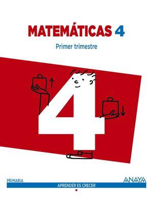 MATEMÁTICAS 4.