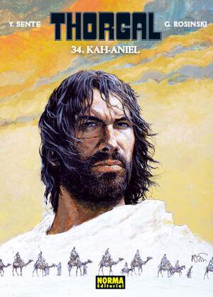 THORGAL 34, KAH-ANIEL