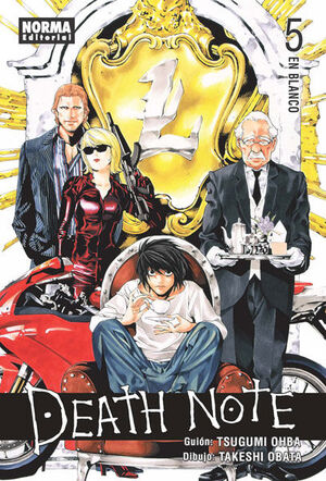 DEATH NOTE 5