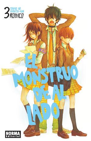 EL MONSTRUO DE AL LADO (TONARI NO KAIBUTSU-KUN)