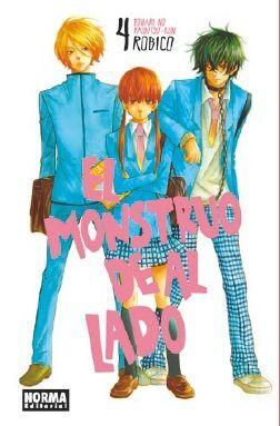 EL MONSTRUO DE AL LADO (TONARI NO KAIBUTSU-KUN) 04