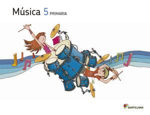 MUSICA + CD 5 PRIMARIA