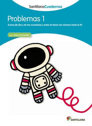 PROBLEMAS 1 SANTILLANA CUADERNOS