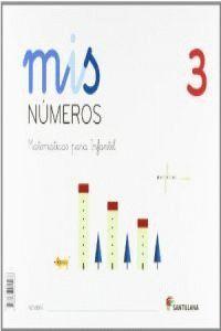 MIS NUMEROS 3